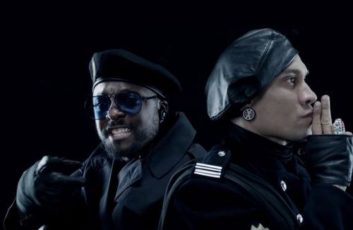 the black eyed peas ring the alarm