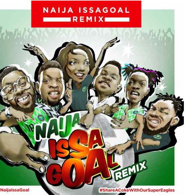 Naira Marley – Naija IssaGoal (Remix) Mp3 Download Ft. Falz, Olamide, Simi, Lil Kesh and Slimcase