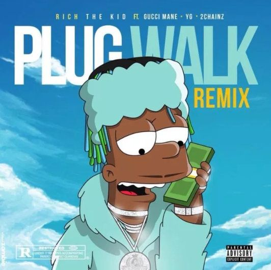 The Kid Plug Walk Remix