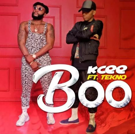 Kcee – Boo Ft. Tekno (mp3)