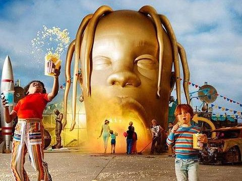 Travis Scott – Stop Trying to Be God (mp3)