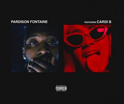 Pardison Fontaine Backin' It Up