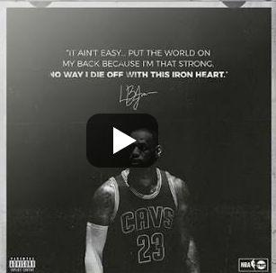 LeBron James It Ain't Easy