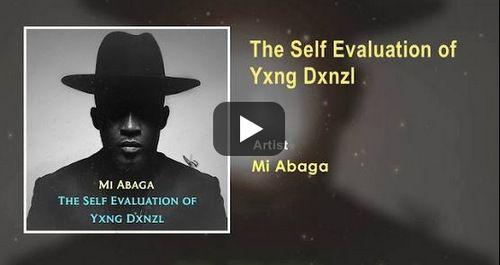 MI Abaga The Self Evaluation of Yxng Dxnzl