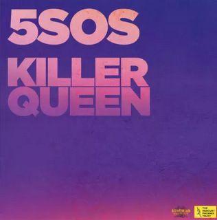 5 Seconds of Summer Killer Queen