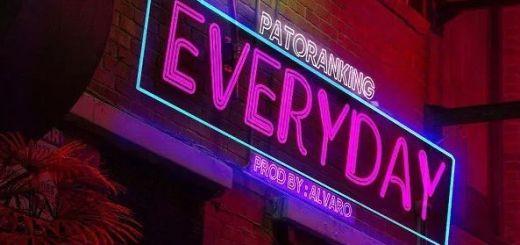 Patoranking Everyday mp3 download