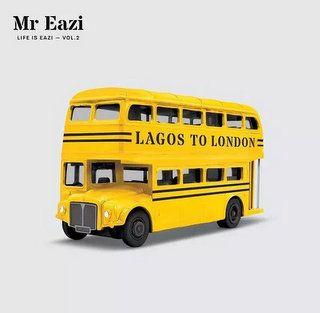 Mr Eazi Miss You Bad