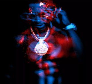 Gucci Mane Cold Shoulder