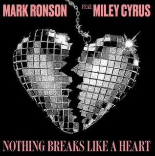 Mark Ronson Nothing Breaks Like a Heart Mp3 Download