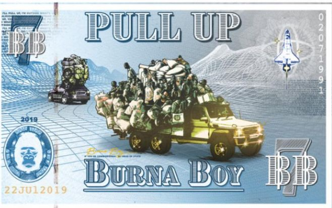 Burna Boy – Pull UpBurna Boy – Pull Up
