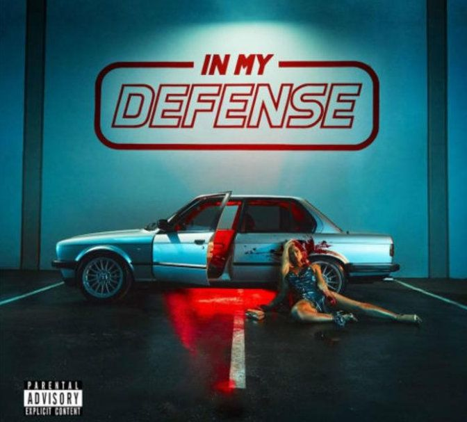 Iggy Azalea – In My DefenseIggy Azalea – In My Defense