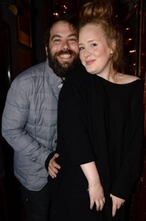 Adele files for divorce from her husband