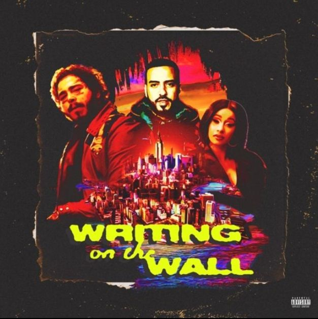 French Montana Writing On The Wall