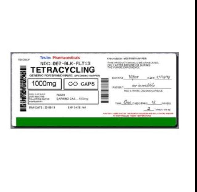 Vector Tetracycling (M.I Abaga Diss)
