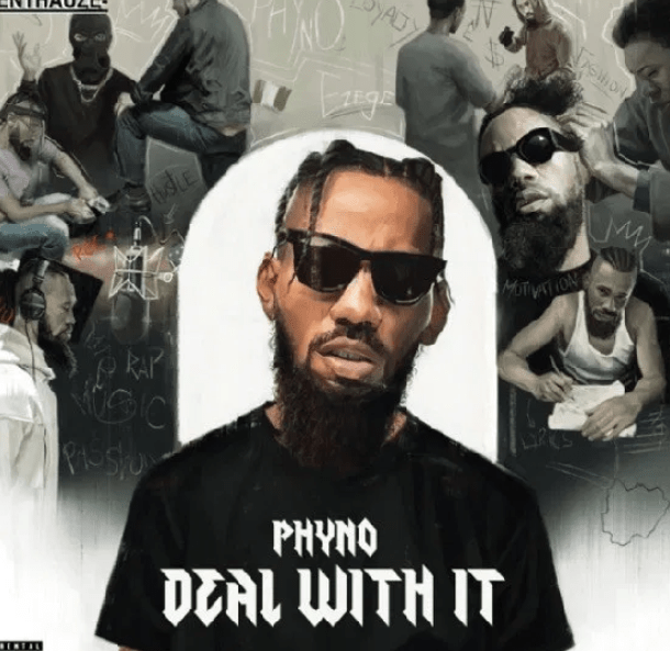 Phyno - Blessings (feat. Don Jazzy & Olamide)