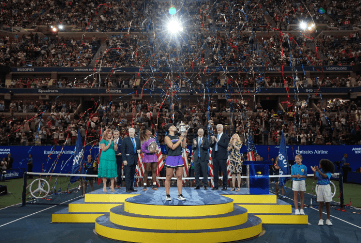 2019 US Open 2019 final: Serena Williams loses her 4th grand-slam