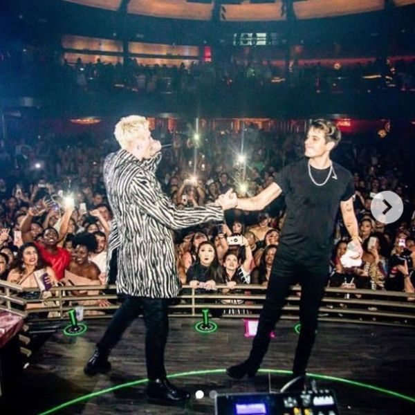 G-Eazy Gives Credit to Kid Cudi For Helping Him Squash His Beef With Machine Gun Kelly
