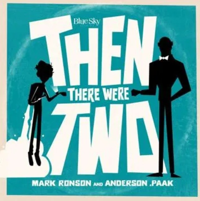 Mark Ronson Ft. Anderson .Paak Then There Were Two mp3