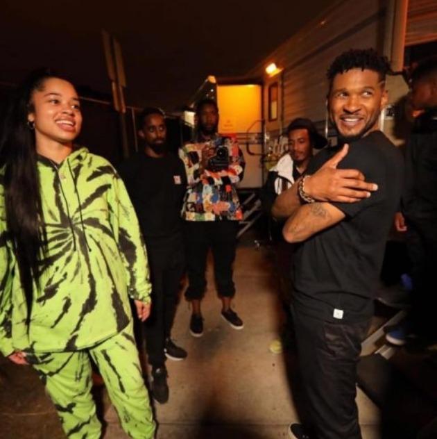 Ella Mai & Usher Don't Waste My Time mp3