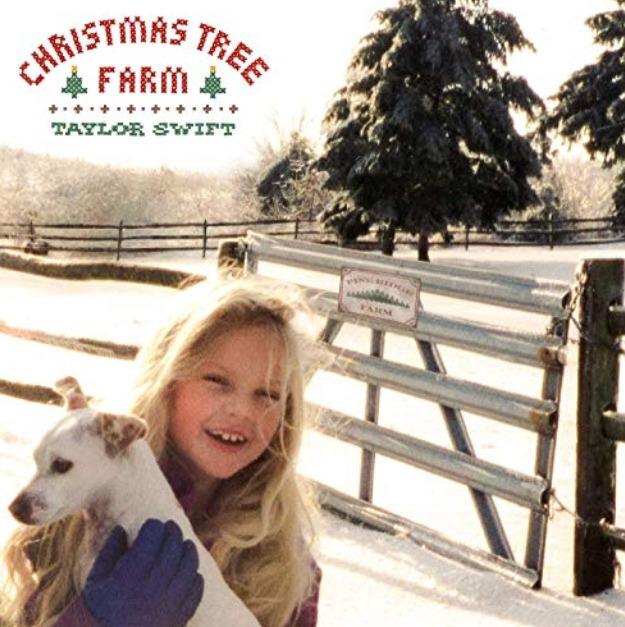 Taylor Swift Christmas Tree Farm mp3