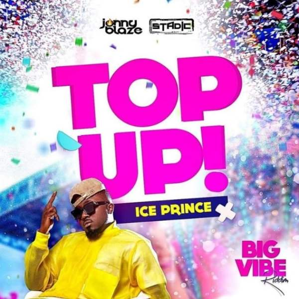 Ice Prince Top Up mp3