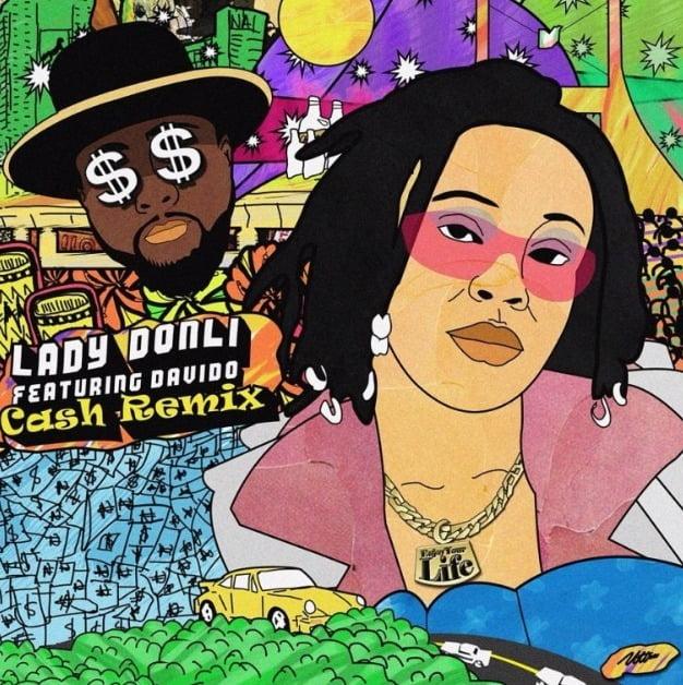 Lady Donli ft. Davido Cash (Remix) mp3