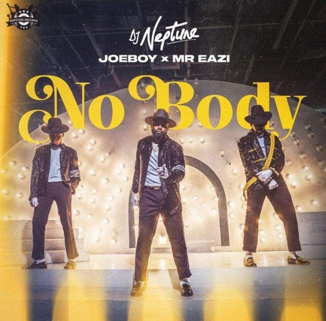 DJ Neptune Nobody mp3