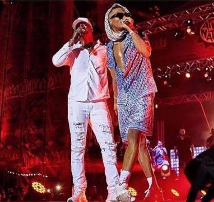 Akon & Wizkid Escape Mp3