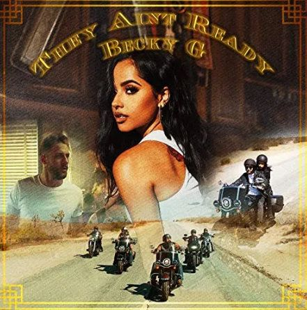 Becky G They Ain't Ready mp3