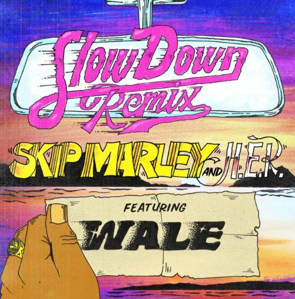 Skip Marley Slow Down (Remix) mp3
