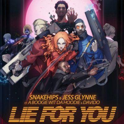 Snakehips & Jess Glynne Lie For You mp3