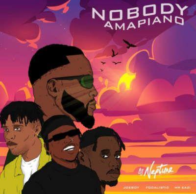 DJ Neptune Nobody (Amapiano Remix) mp3