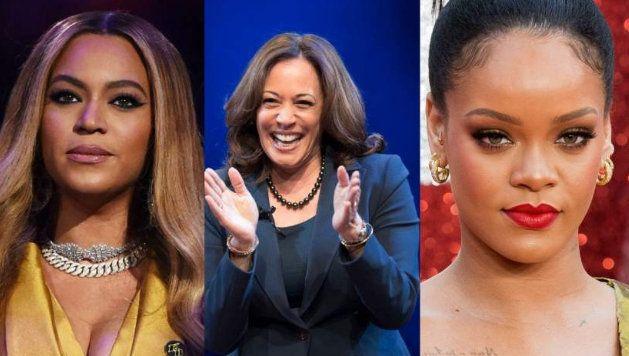 Kamala Harris, Beyoncé, Rihanna makes Forbes 2020's most powerful women