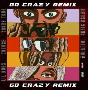 Chris Brown, Young Thug – Go Crazy (Remix) ft. Future, Lil Durk & Mulatto