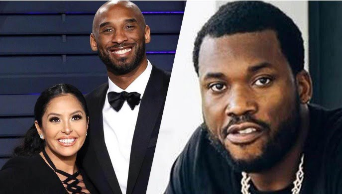 """""""I've apologized to her in private"""" - Meek Mill apologizes to Vanessa Bryant over Kobe Kobe Bryant name drop on his Lyrics"""