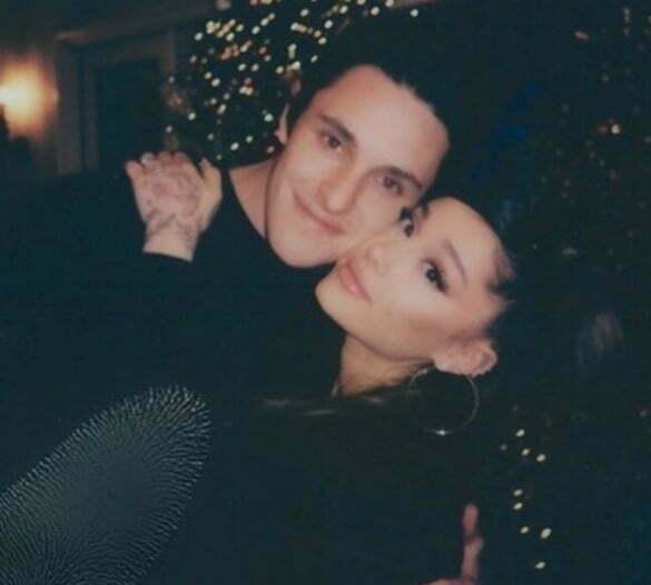 Ariana Grande and Dalton Gomez ties the knot in a private wedding ceremony