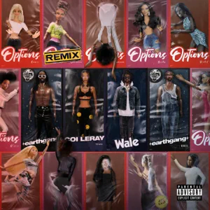 EARTHGANG, Coi Leray and Wale – Options (Remix)