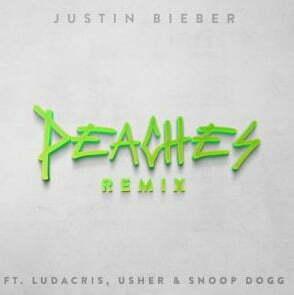 Justin Bieber Peaches (Remix)