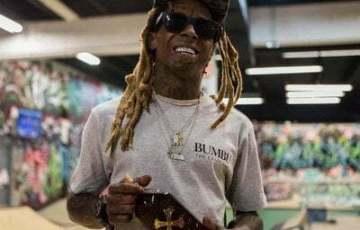 "Lil Wayne's ""Tha Carter III"" Album Hits a Billion Streams on Spotify"