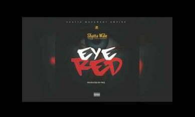 Shatta Wale Eye Red mp3
