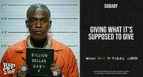 DaBaby Giving What It's Supposed To Give mp3