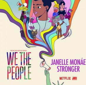 Janelle Monáe Stronger mp3