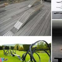 25 Beautiful Benches