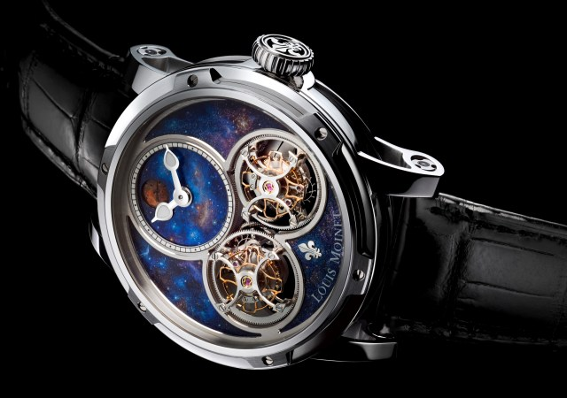 Louis Moinet - Sideralis