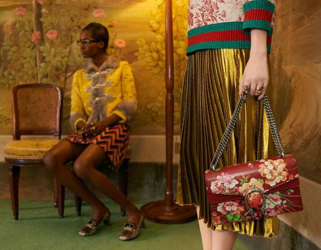 Photo Credit: GUCCI Dionysus Handbag Spring/Summer 2016 Collection