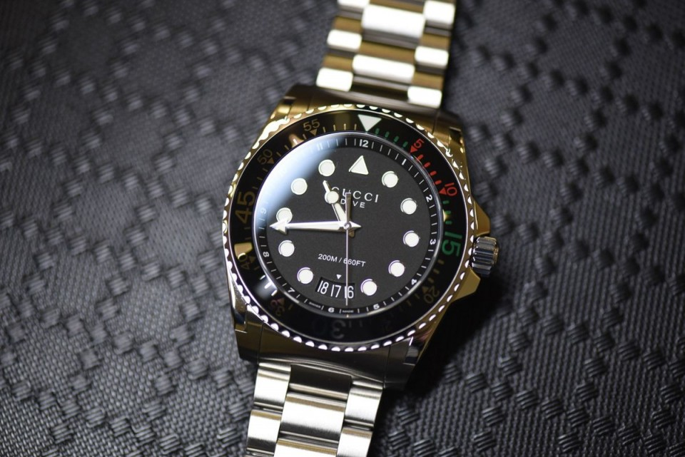 Photo Credit: Gucci Watch
