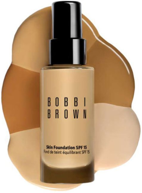 Photo Credit: Bobbi Brown New Foundation SPF 15