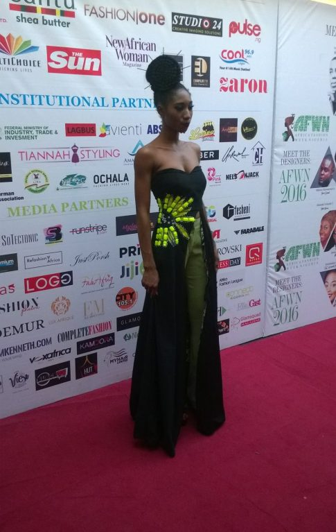 Red Carpet @ AFWN 2016