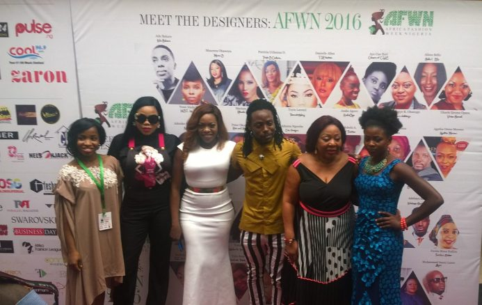 The designers @AFWN 2016