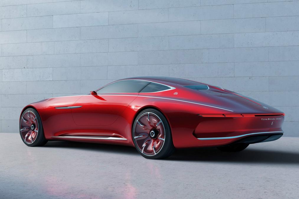 luxafrique, mercedes maybach, luxury cars, future cars